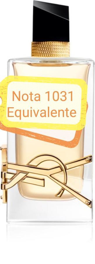 Nota 1031 ricorda Libre YSL