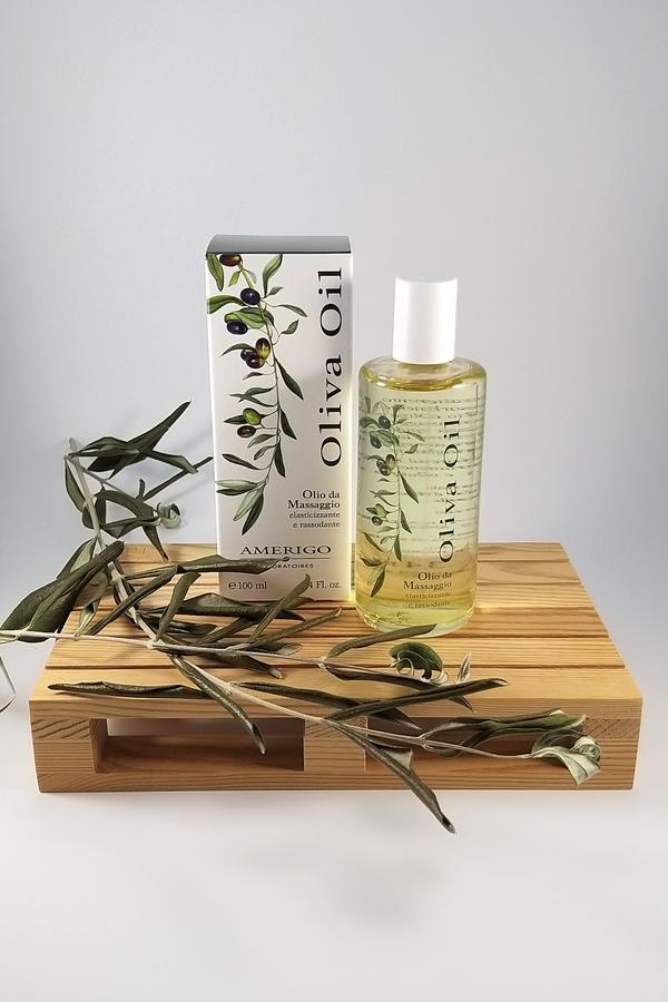Oliva Oil Olio da Massaggio 100ml