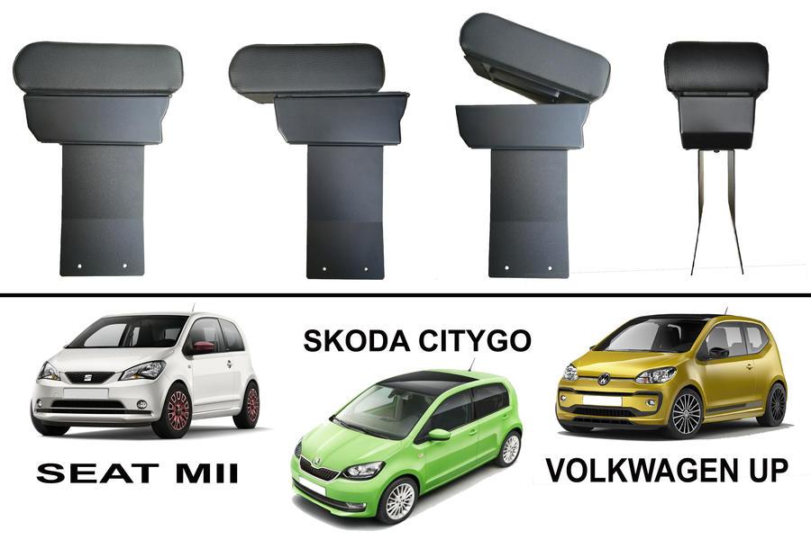 Mittelarmlehne für Volkswagen UP!