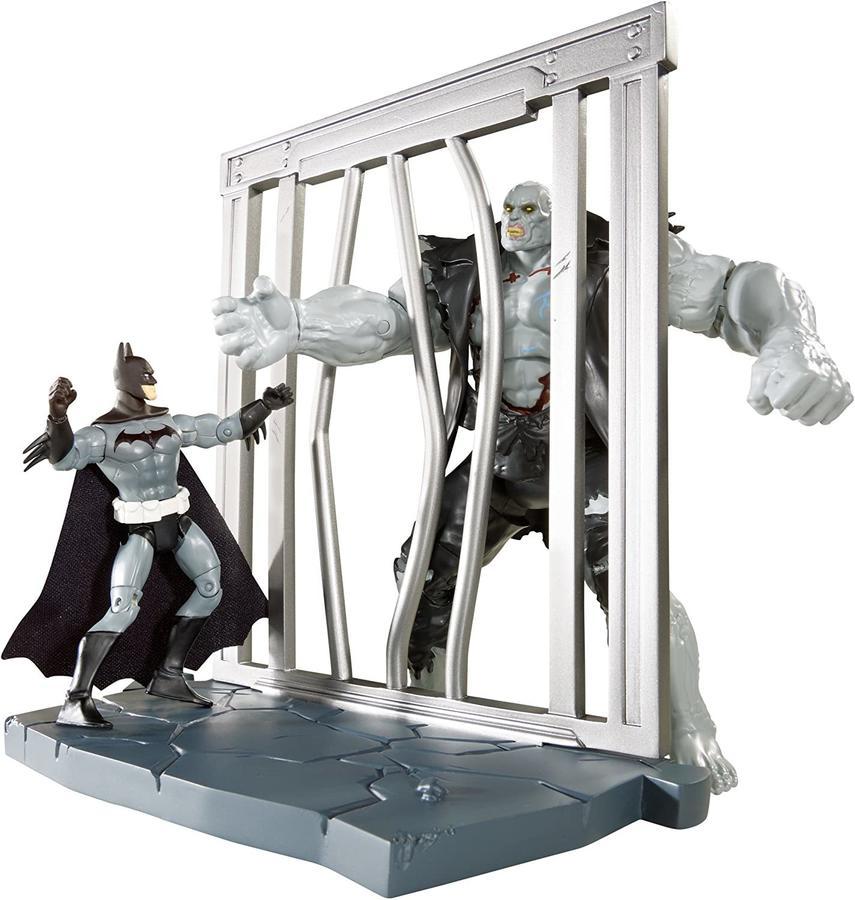 Batman vs. Solomon Grundy -- Mattel CFB22 - 4+ anni