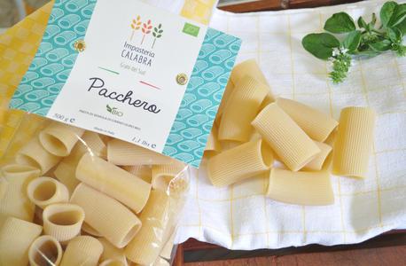 Paccheri, Impasteria Calabra, 500gr