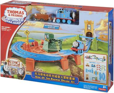 Thomas and Friends - Ferrovia motorizzata -- Fisher Price BGL99 - 3+ anni