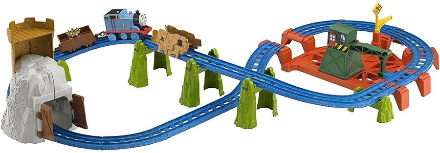 Thomas and Friends - Ferrovia motorizzata -- Fisher Price BGL99 - 3+ anni