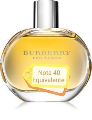 Nota 40 ricorda Burberry Classic