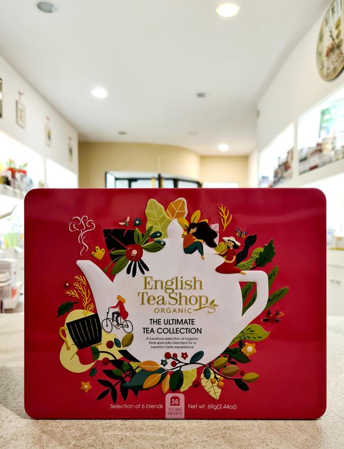 Cofanetto collezione Pink English Tea Shop