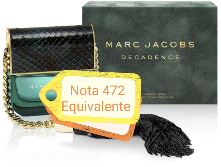 Nota 472 ricorda Decadence Jacobs