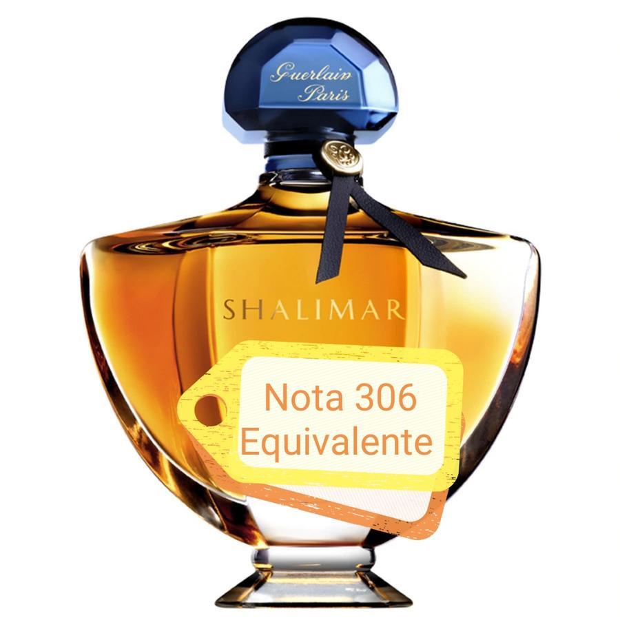 Nota 306 ricorda Shalimar