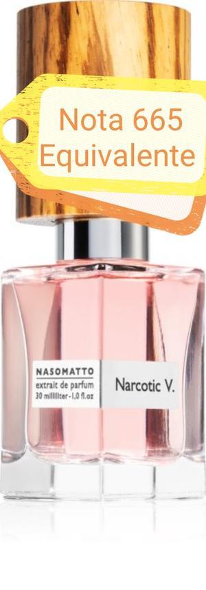 Nota 665 ricorda Narcotic Venus Nasomatto