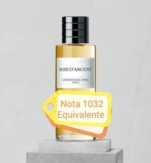 Nota 1032 ricorda Bois d'Argent Dior
