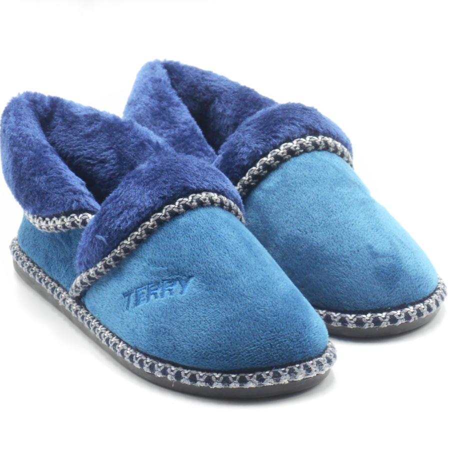 Terry pantofole calde uomo Globe