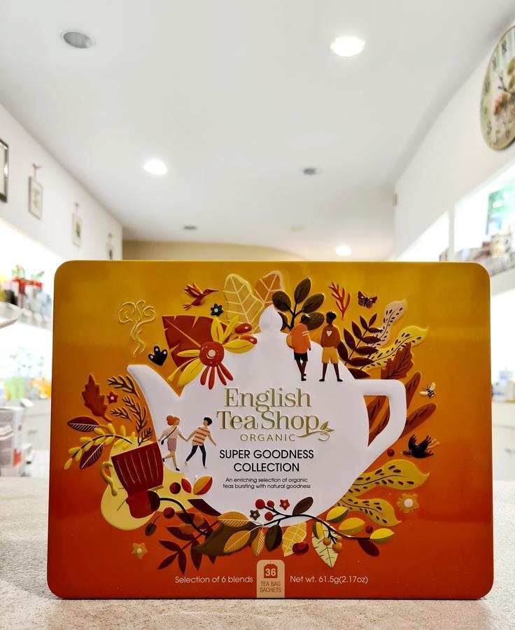 Cofanetto collezione Orange English Tea Shop