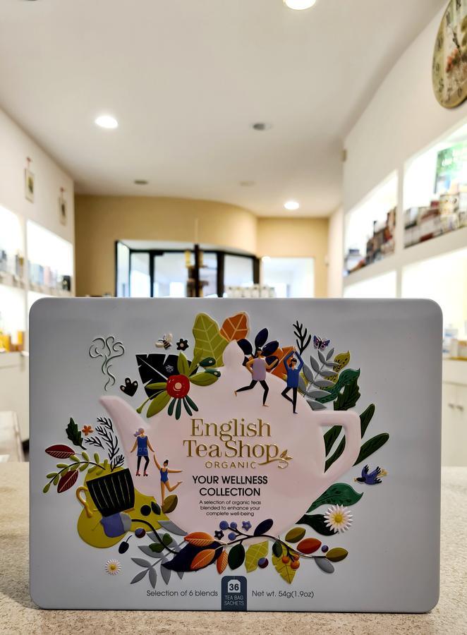 Cofanetto collezione Blue  English Tea Shop