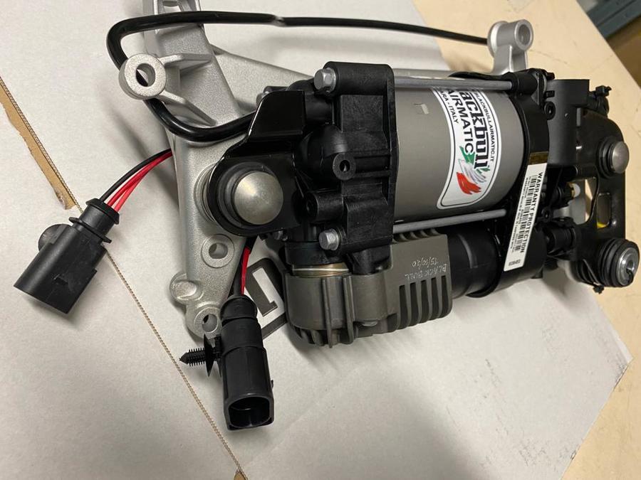 compressore porsche cayenne 2 serie