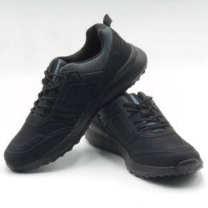 Canguro CG70 sneakers uomo con formula Memory System Black Art.207