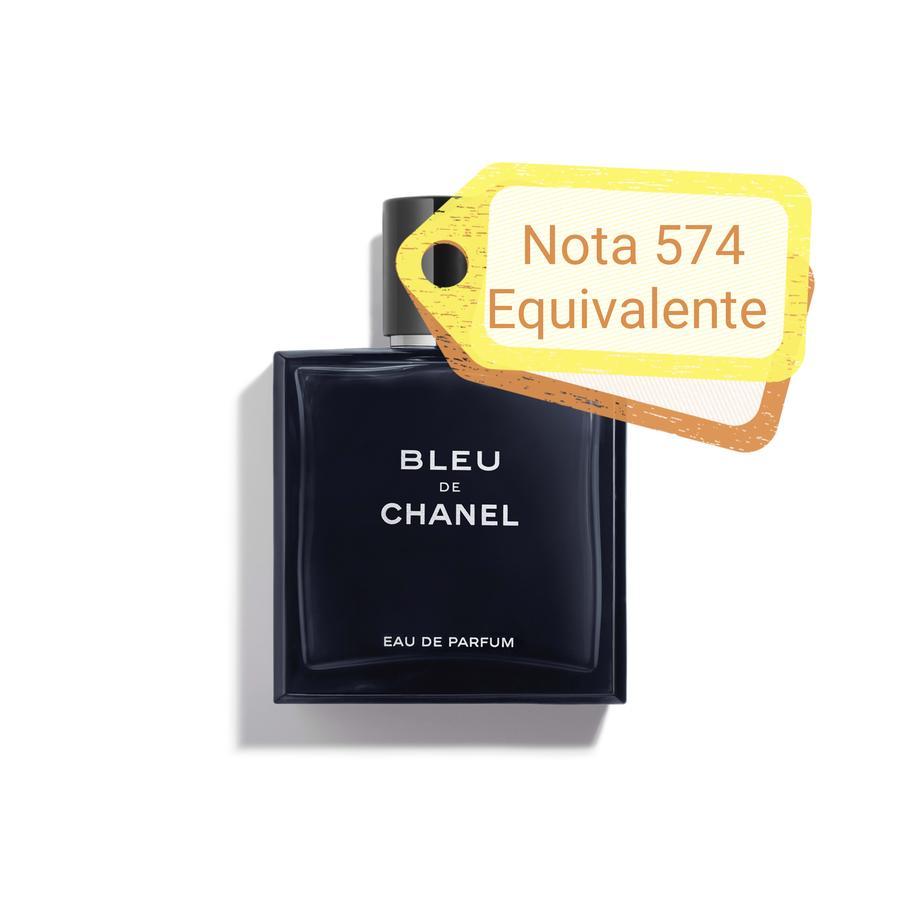 Nota 564 ricorda Blu di Chanel
