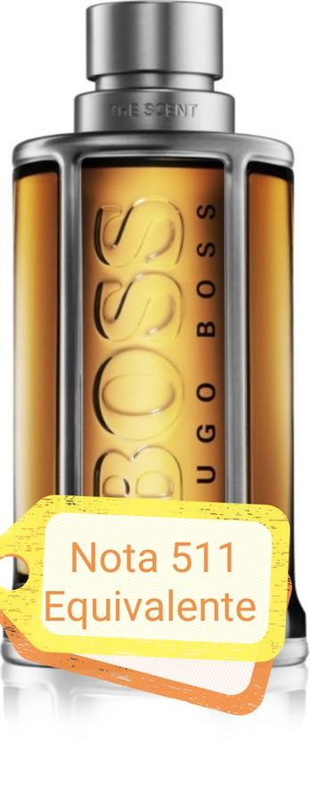 Nota 511 ricorda Boss the Scent