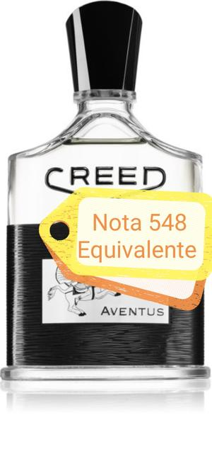 Nota 548 ricorda Aventus Creed