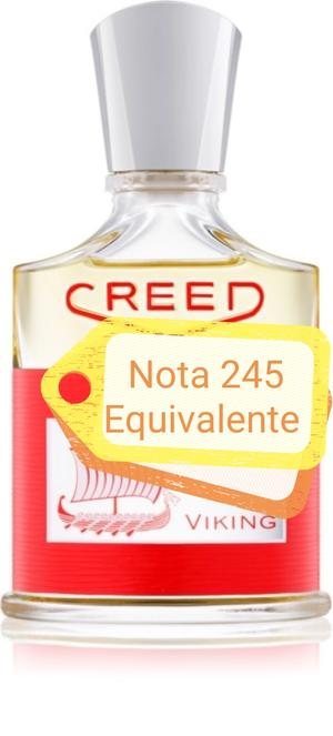 Nota 245 ricorda Viking Creed