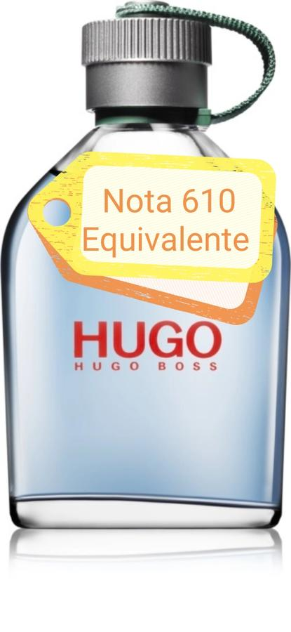 Nota 610 ricorda Hugo di Hugo Boss