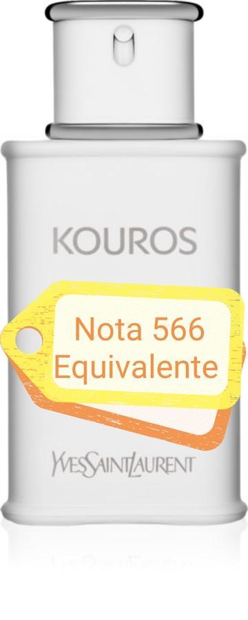 Nota 566 ricorda Kouros