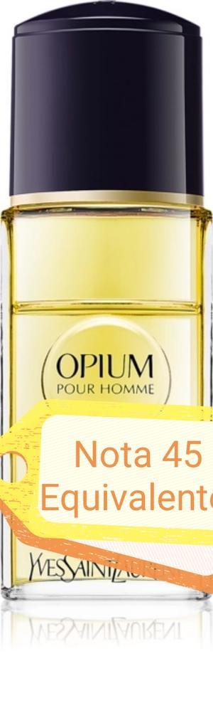 Nota 45 ricorda Opium