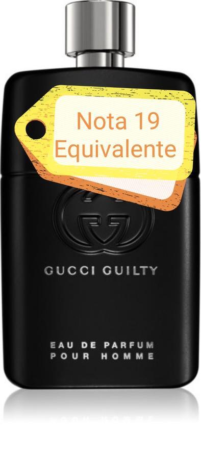 Nota 19 ricorda Guilty Gucci