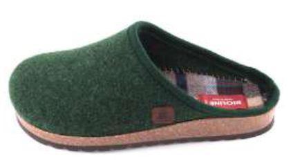 Bioline - Pantofola 170 - Merinos Loden