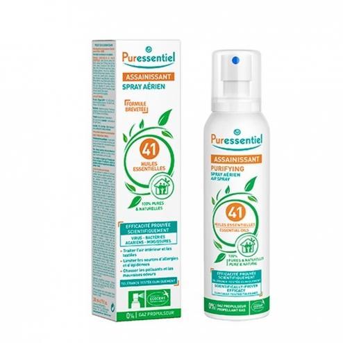 Puressentiel - Purificante spray per l'aria 41 oli 75ml