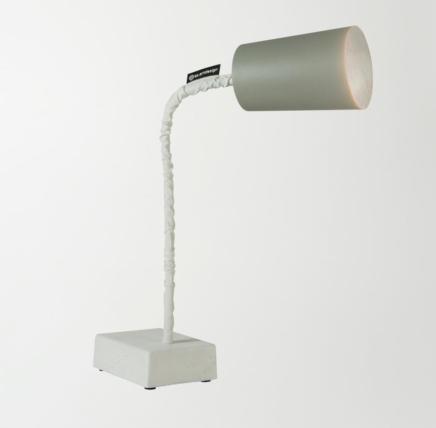 Lume Paint T2 Cemento Collezione Matt di In-es.artdesign, Varie Finiture - Offerta di Mondo Luce 24