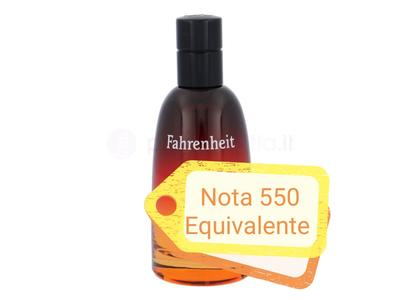 Nota 550 ricorda Fahrenheit