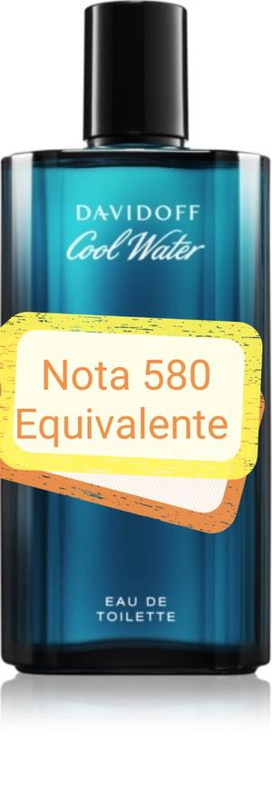 Nota 580 ricorda Cool Water