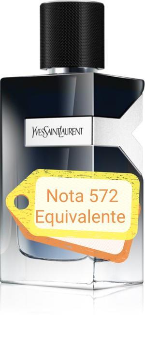 Nota 572 ricorda Y di YSL