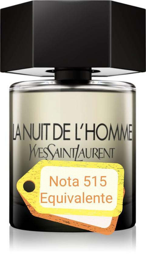 Nota 515 ricorda la Nuit de l'homme
