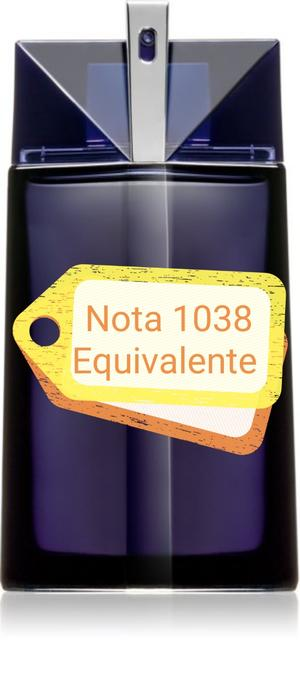 Nota 1038 Alien
