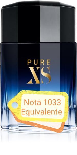 Nota 1033 ricorda Pure Xs Rebanne