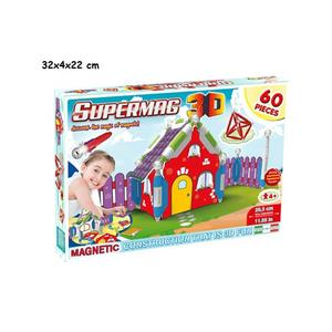 SUPERMAG 3D HOUSE 60 PZ