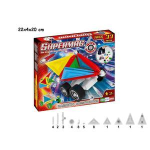 SUPERMAG TAGS WHEELS 37 PZ