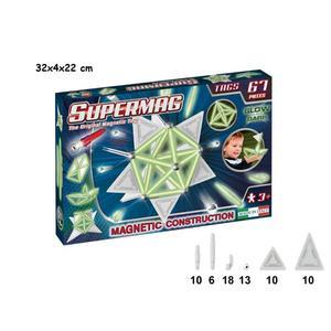 SUPERMAG TAGS GLOW 67 PZ