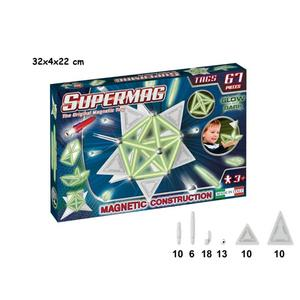 SUPERMAG TAGS GLOW 67 PZ