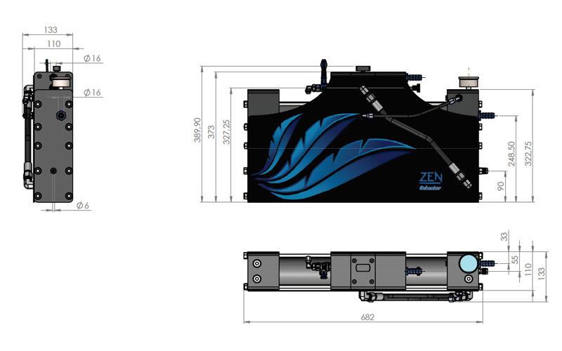 Dissalatore Schenker ZEN 50 /12V - Offerta di Mondo Nautica 24