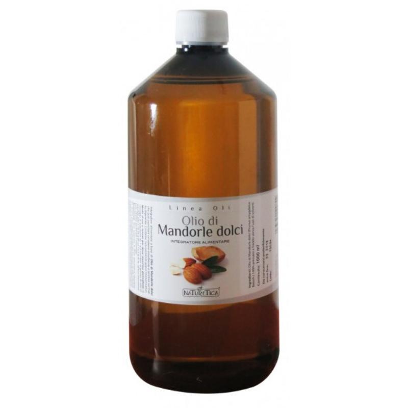 Naturetica - Olio di Mandorle dolci 1lt