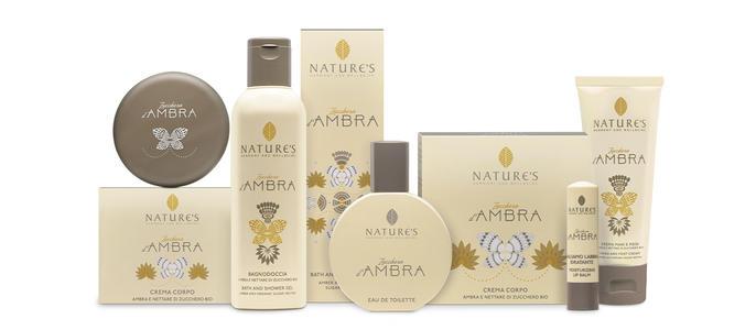 """Linea """"ZUCCHERO D'AMBRA"""" di Nature's -  scegli i tuoi prodotti"""