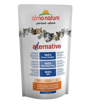 Almo Nature Gatto Alternative Pollo 750 gr