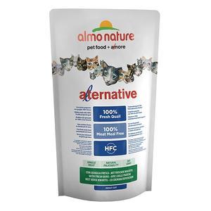 Almo Nature Gatto Alternative Quaglia 750 gr