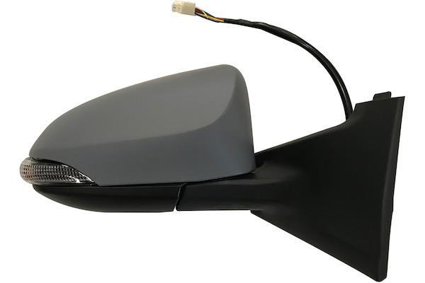 Specchio Retrovisore Destro Elettrico Con Primer Toyota Yaris 2011 - 2014 879100D600