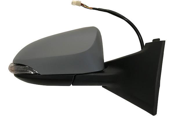 Specchio Retrovisore Destro Elettrico Con Primer Toyota Yaris 2011 - 2014 879100D590