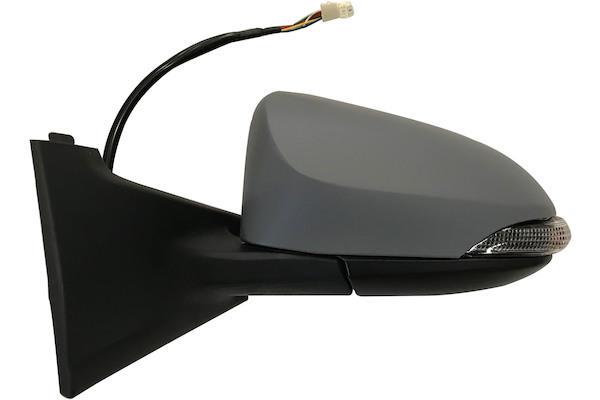 Specchio Retrovisore Sinistro Elettrico Con Primer Toyota Yaris 2011 - 2014 879400D580