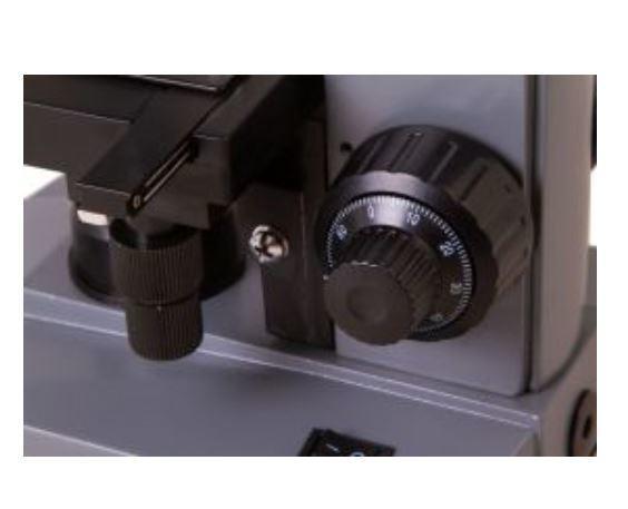 Microscopio Biologico Monoculare Levenhuk 320 Base