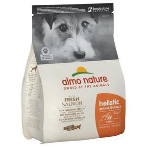 Almo Nature Cane Holistic Small Salmone & Riso 2 Kg