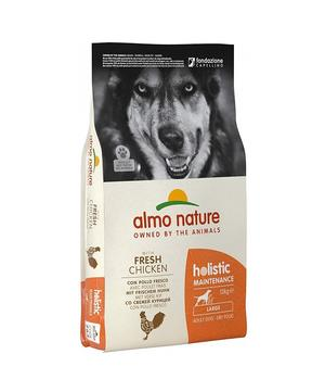 Almo Nature Cane Holistic Large Pollo 12 Kg